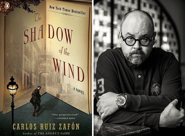 о чем книга Тень Ветра - Карлос Руис Сафон