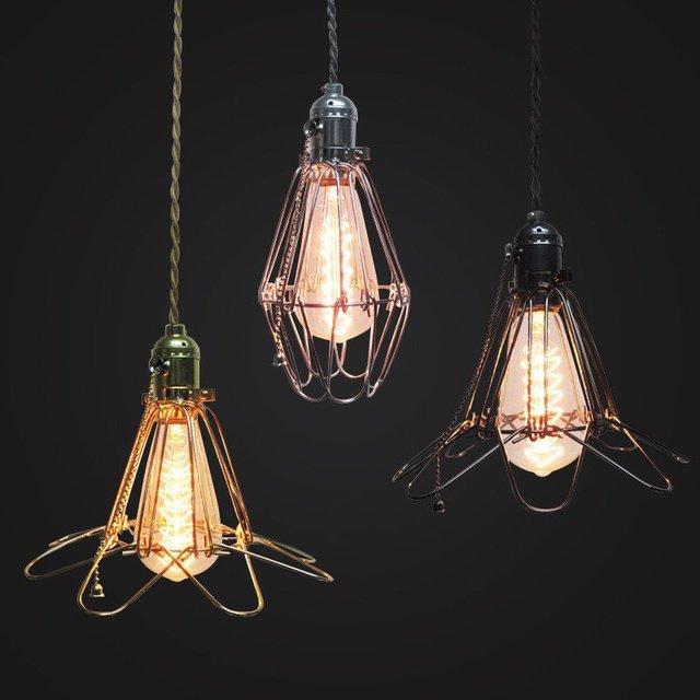 Светильники в стиле ретро из AliExpress