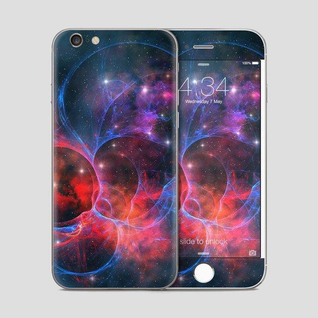 Космический чехол для смартфона из AliExpress
