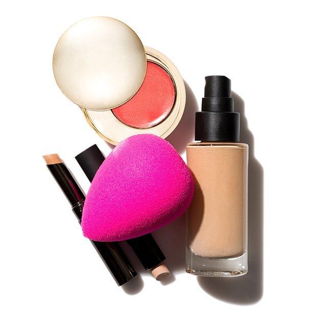 Спонж для макияжа, бьюти блендер из AliExpress