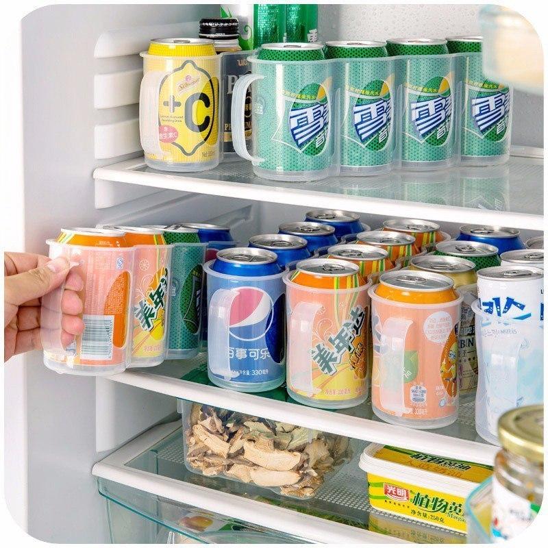 Контейнеры для хранения баночек с напитками из AliExpress