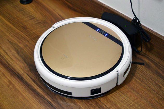 Робот-пылесос из AliExpress