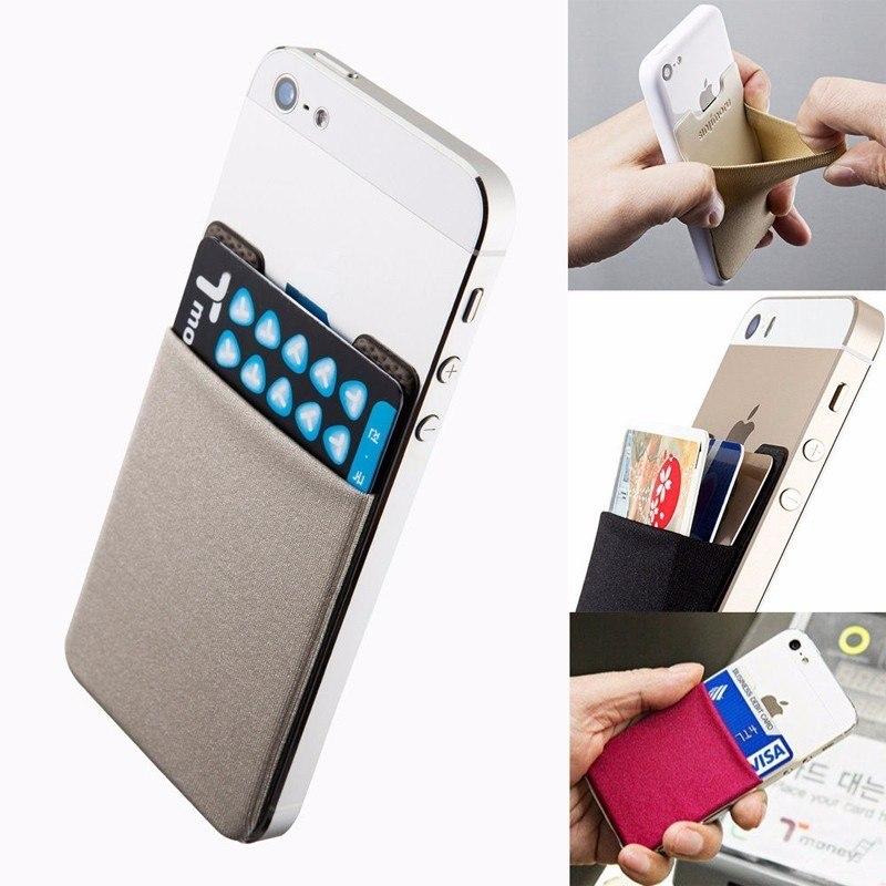 Чехол для смартфона с карманом для карт из AliExpress