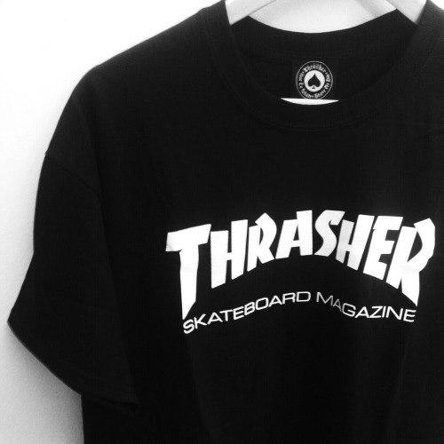 Футболка Thrasher из AliExpress