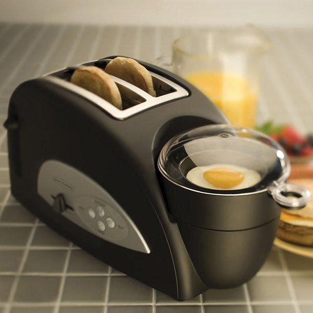 Тостер с блинницей из AliExpress