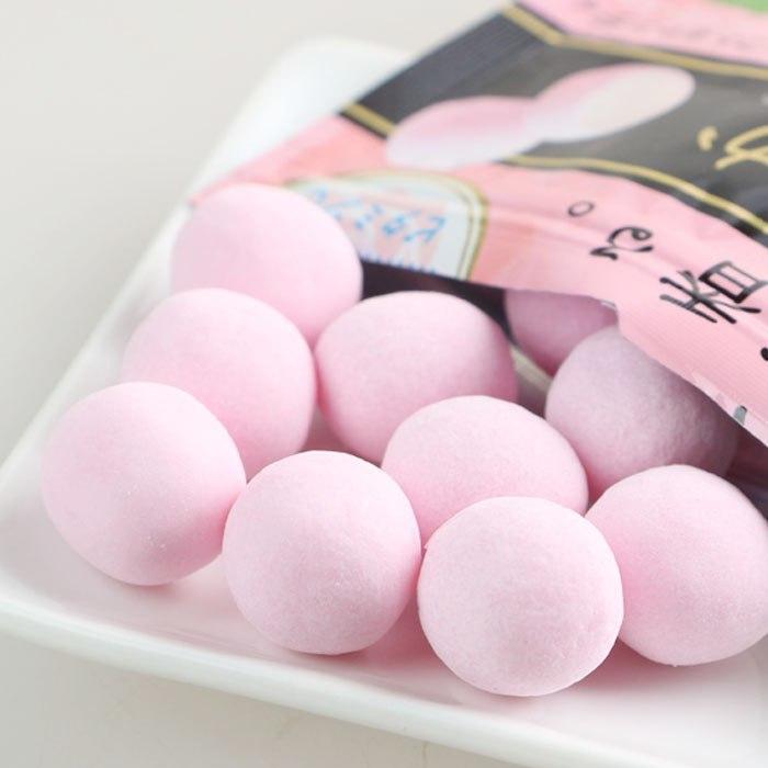 Жевательная конфета со вкусом розы, японские вкусняшки из AliExpress