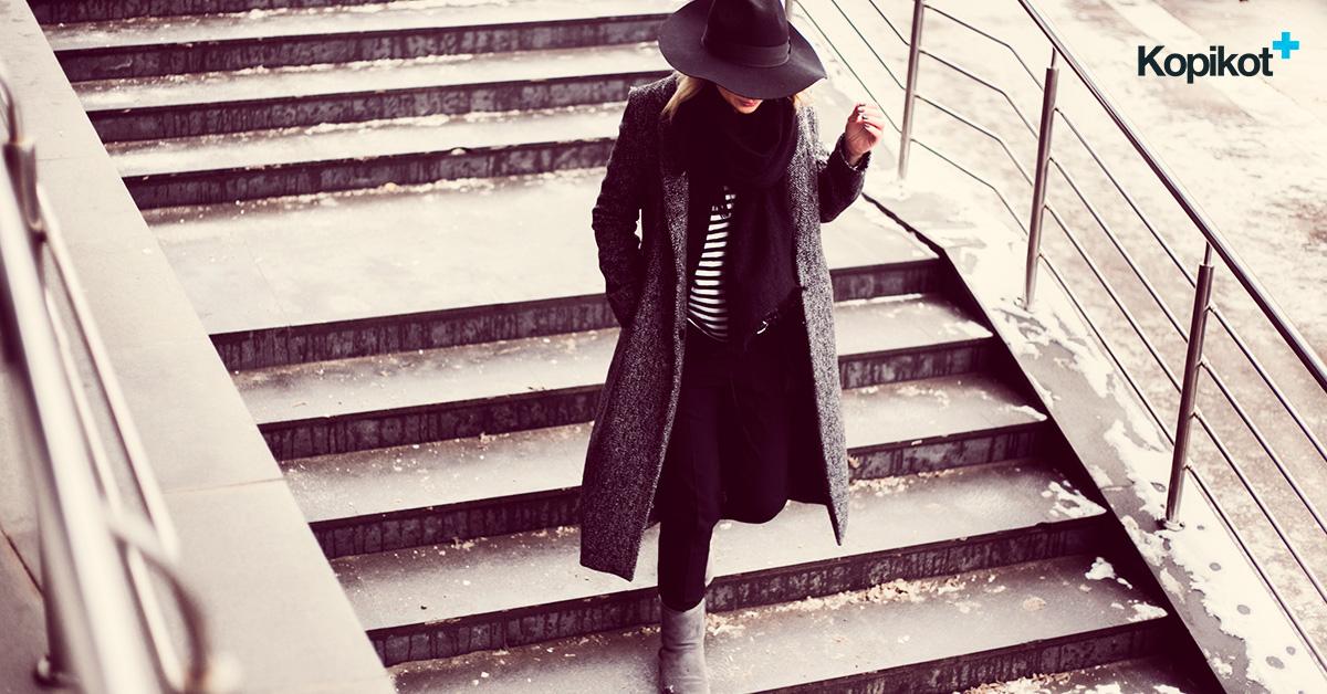 женский гардероб на зиму