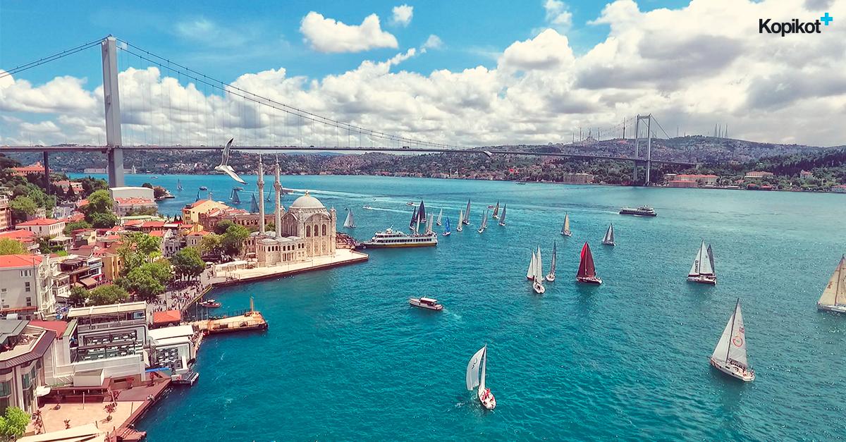 Другая Турция: как разнообразить отдых летом 2018 Blog Kopikot